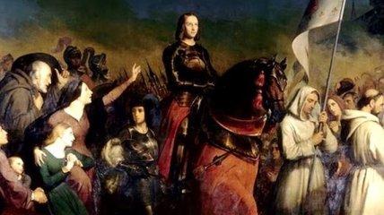 Францию спасет дева: тайны Жанны д'Арк (Фото)
