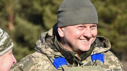 Зеленский сменил главнокомандующего ВСУ: новым главкомом стал генерал Валерий Залужный (фото)