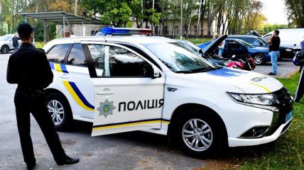 При опасности - вызывают патрульную полицию