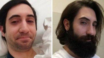 Как борода может кардинально сменить имидж мужчин (Фото)