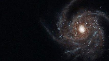 Астрономы нашли объяснение спиральной формы Млечного пути