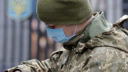 В ВСУ уже более ста человек болеют коронавирусом