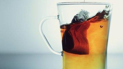 Почему не стоит пить чай в пакетиках