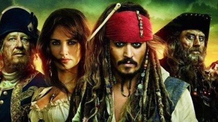 """Создатели """"Дэдпула"""" могут написать сценарий для перезапуска """"Пиратов Карибского моря"""""""