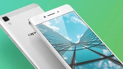 Oppo презентовала флагманские смартфоны R7 и R7 Plus (Фото, Видео)