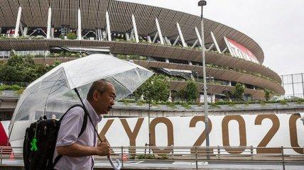 Японию накрыл мощный тайфун: как это повлияет на Олимпийские игры (видео)