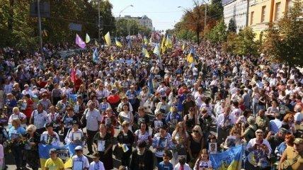 Населення України скорочується: за рік померло понад 600 тисяч осіб (Інфографіка)