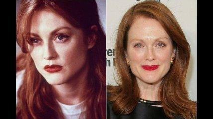 Голливудские знаменитости и стареют изящно (Фото)
