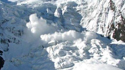 Синоптики предупреждают о сходах лавин в Карпатах