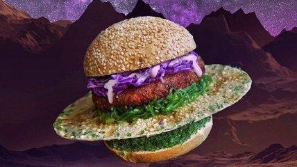 Оригинальные гамбургеры всевозможных вкусов (Фото)