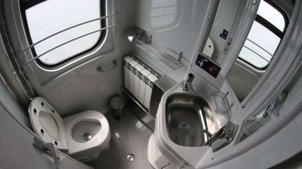"""На запчасти для туалетов в поездах """"УЗ"""" потратят космическую сумму"""