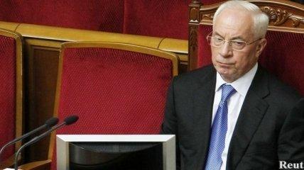 Премьер-министр Николай Азаров с рабочим визитом посетит Францию