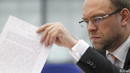Власенко завтра хочет выступить на сессии ПАСЕ