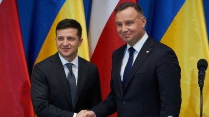 Коронавирус в Украине: Зеленский поговорил с президентом Польши