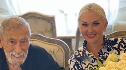 Вахтанг Кикабидзе и Екатерина Бужинская