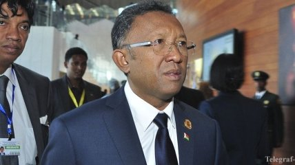 Парламент Мадагаскара объявил импичмент президенту