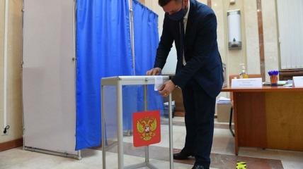 Жителів ОРДЛО змушували брати участь у голосуванні.