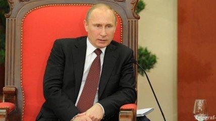 Владимир Путин уже встретил Новый 2014 год