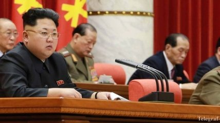 Ким Чен Ын требует наращивать в КНДР производство ракетных двигателей
