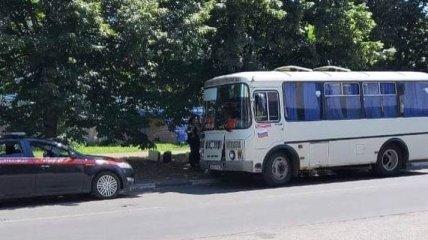 Мужчина с параноидальной шизофренией устроил резню в ростовском автобусе и спрятался на кладбище (фото, видео)