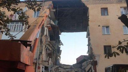 ГСЧС: взрыв газа - это маловероятная причина обрушения дома в Дрогобыче