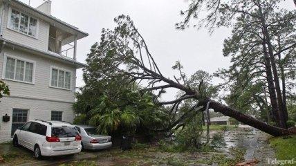 """В штате Луизиана ураган """"Исаак"""" разрушил и повредил 13 тысяч домов"""