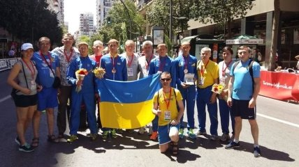 """Украинские легкоатлеты взяли две """"бронзы"""" на Кубке Европы в Испании"""