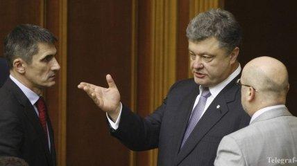 """Порошенко сегодня презентует свой """"мирный план"""""""
