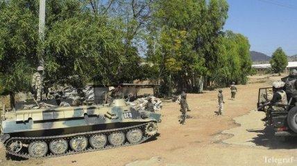 Армия Нигерии подтверждает захват военной базы боевиками