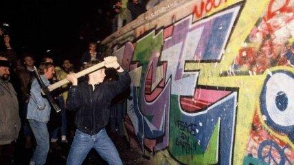 В Германии отмечают 30 лет падения Берлинской стены