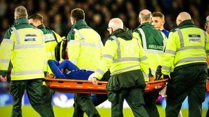 Ужасная травма Гомеша: Эвертон раскрыл детали повреждения португальца