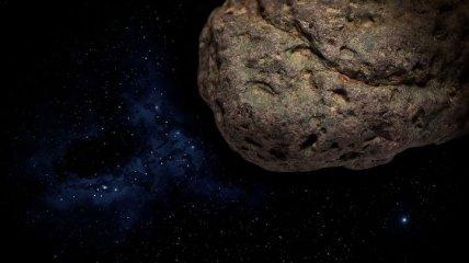 Астероид Рюгу: ученые выяснили природу красных полос на космическом теле