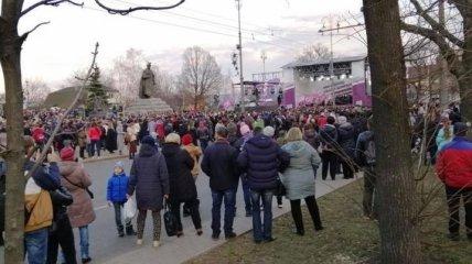 Итоги дня 9 марта: Акции Нацкорпуса в Киеве и Черкассах и смерть Этуша