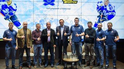 ХК «Сокол» начал сотрудничество с Parimatch Ukraine