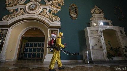 Эпидемия: в РФ уже более 405 тыс больных COVID-19, умерли 4 693 человек