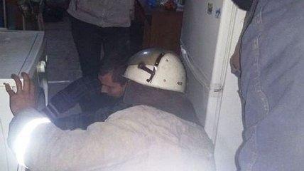 В Харьковской области ребенок застрял в стиральной машине: вызывали спасателей