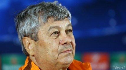 Луческу: Нынешний чемпионат Украины – ненормальный