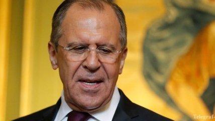 Лавров о перспективах вступления Украины в НАТО и ЕС