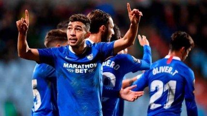 Определен лучший игрок недели в Лиге Европы