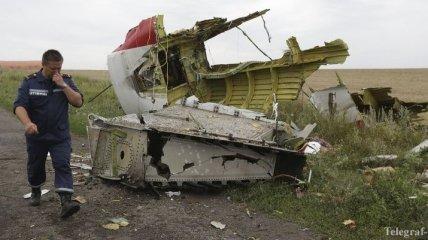 Катастрофа МН17: Малайзия надеется, что узнает имена виновных до конца года