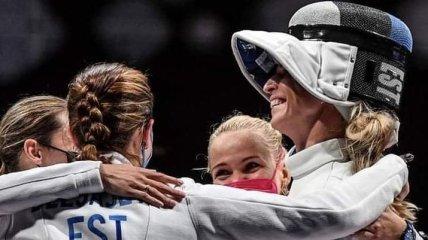 """Эстония выиграла """"золото"""" в фехтовании на Олимпиаде в Токио"""