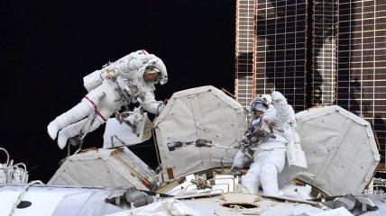 Астронавты NASA поделились лучшими снимками миссии SpaceX (Фото)