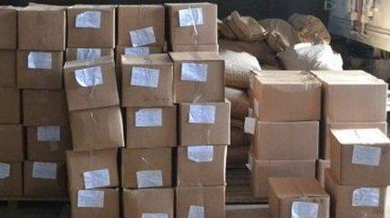 На Донбасс отправили свыше 200 тонн гуманитарной помощи