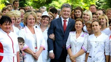 За время АТО медпомощь получило около 8 тысяч украинских военных