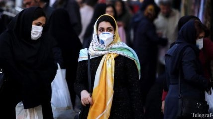 Коронавирус: украинцам не рекомендуют ездить в Иран
