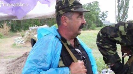 """Айдаровци"" не дают милиционерам собирать взятки (Видео)"