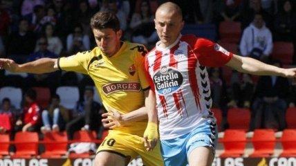 Голевая передача украинца помогла его испанскому клубу одержать победу