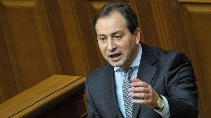 Томенко: Коррупцию в налоговой могут искоренить лишь иностранцы