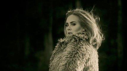 """Клип Adele побил рекорд """"Gangnam Style"""" по количеству просмотров (Видео)"""
