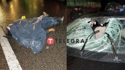 На проспекте Палладина в Киеве насмерть сбили пешехода